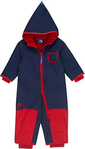 Finkid Pikku Winter, 110/120 Kinder, Navy/red