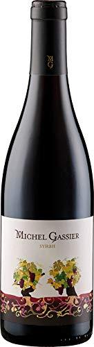 Vignoles Michel Gassier Les Cépages Syrah AOP Costières de Nîmes 2016 trocken, 0.75 l