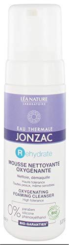 EAU THERMALE JONZAC Mousse Nettoyante Oxygénante - Cosmétique Bio, 1336322