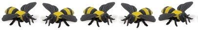 Safari Ltd. - Good Luck Minis - Glücksminis - Bienen 5 Stück