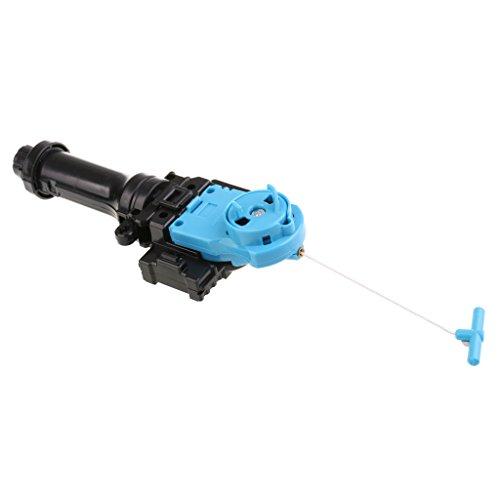 Gazechimp Hochwertige & langlebige String Launcher, Launcher Grip Satz aus Kunststoff Geschenk für Kinder