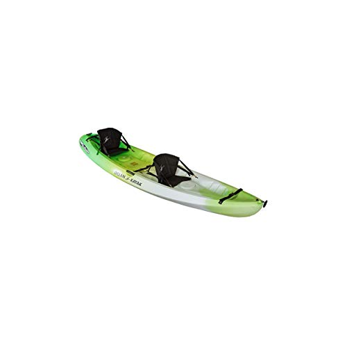 Our #3 Pick is the Ocean Kayak Malibu Two