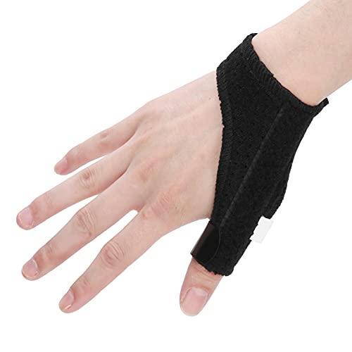 Correa de apoyo para el pulgar para niños, lavable, alivio del dolor, corrector de pulgar, estabilizador para artritis, tendinitis, esguinces, tensión