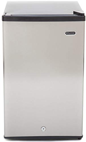Whynter CUF-210SS Energy Star 2.1 cubic feet Upright Freezer...
