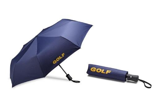 VW Golf Regenschirm klein, Werbemittel - 1H8087600