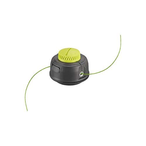 Ryobi - Cabezal de doble hilo para cortacésped a batería – Reel-Easy diámetro 2,0 mm RAC159