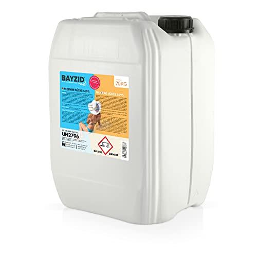 Höfer Chemie 2 x 20 kg BAYZID pH Senker Minus 14,9% Pool & Schwimmbad zur Senkung des pH Werts