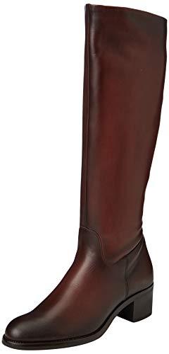 Tamaris Damen 1-1-25569-25 Kniehohe Stiefel, braun, 38 EU