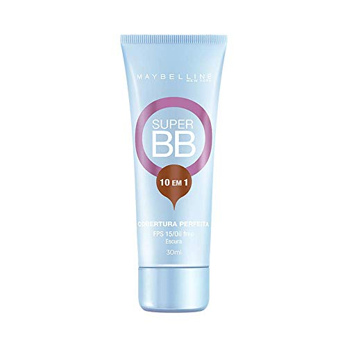 Super BB Cream, Maybelline, Escuro