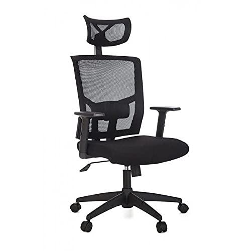 Cadeira De Escritório Presidente Ergonômica Giratória