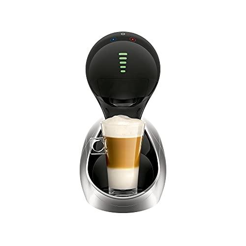 NESCAFÉ® Dolce Gusto® Movenza Titanio, máquina de café automática, cafetera y sistema multibebidas.