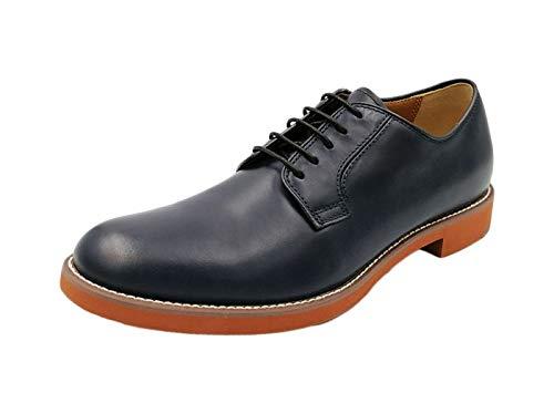 [リーガル] 51MRAH 51MR プレーントウ メンズ カジュアルシューズ 靴 (25.5, ネイビー)