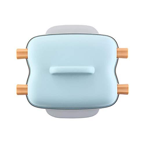HUIHU Mikrowellenherd Dampfmaisgerät Hochtemperaturbeständiger gedämpfter Maisbehälter Einfach zu bedienendes Küchenwerkzeug