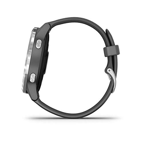 GARMINvivoactive4ShadowGray/Silver010-02174-07
