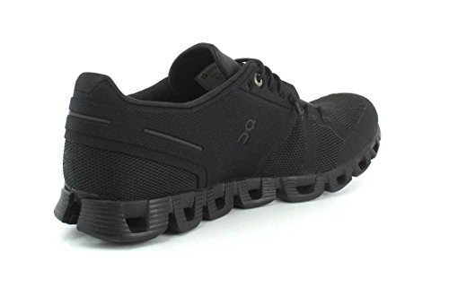 On Running Cloud Black Black White 43