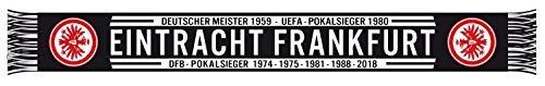 Eintracht Frankfurt Maxischal Titel