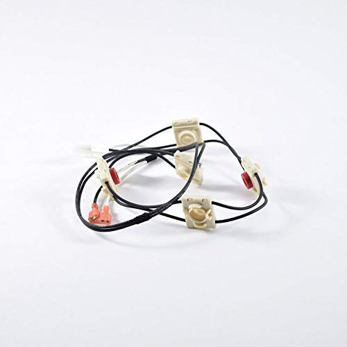 318232660 Cooktop Igniter Switch and Harness Assembly Genuine Original Equipment Manufacturer (OEM) Part