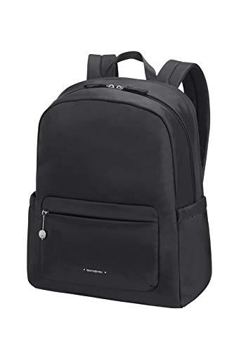 Samsonite Move 3.0 Zaini per Laptop, Zaino Porta PC 14 Pollici (38 cm), Nero (Black)