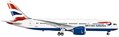 para mayoristas Herpa British Airways 787-8 1 200 REG G-ZBJB by by by Herpa 200 Scale COMMERCIAL PRIVATE  ahorra 50% -75% de descuento