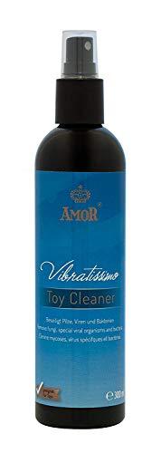 """Vibratissimo\""""ToyCleaner\"""" 300ml Flächen-Desinfektionsmittel gegen Viren, Bakterien, Pilze, Desinfektionsspray"""