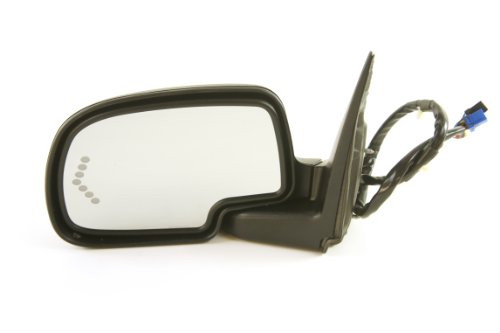 Genuine GM Parts 88980721 Driver Side Mirror Outside Rear View
