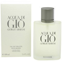 GIORGIO ARMANI(ジョルジオ アルマーニ)『アクア ディ ジオ プールオム オードトワレ』