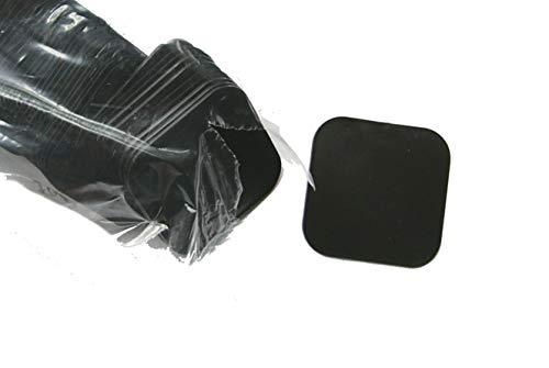Plattenlager Stelzlager Ausgleichsplättchen 100 Stück ca. 1mm Auflage