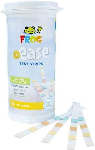 Top 10 Best frog test strips for hot tub Reviews