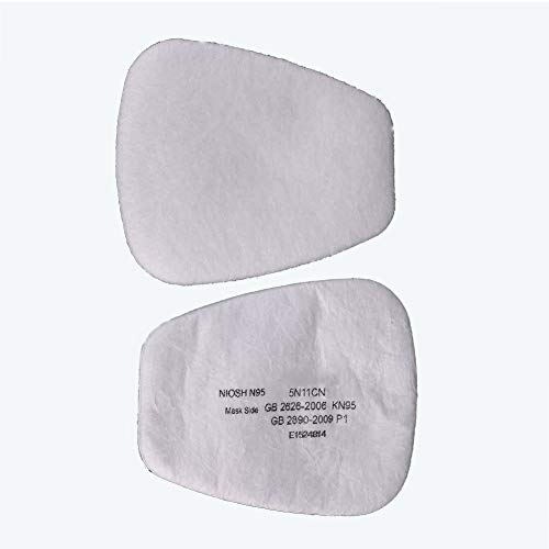 Particulate Filter Compatible with 5p71, Installed on 501 Filter Retainer use (10PCS)