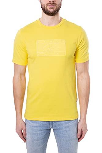 Tommy Hilfiger X Lewis Hamilton - T-Shirt Uomo con Logo - Taglia M