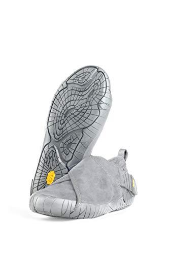 Vibram Furoshiki High Shoes Northen Traveler Grey, Zapatillas Unisex Invierno Gris Size: X-Small