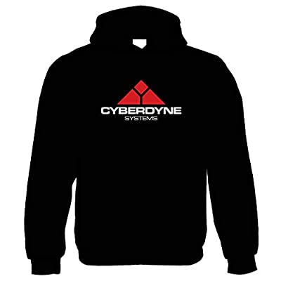 Unisex Cyberdyne Systems Terminator Hoodie, Choice of Colours