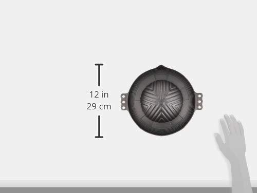 イシガキ産業『プログレード鉄鋳物焼肉ジンギスカン鍋29cm』