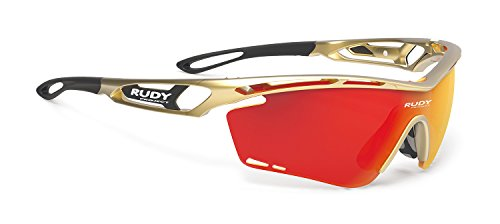 Rudy Project Tralyx - Gafas Ciclismo - Dorado 2019