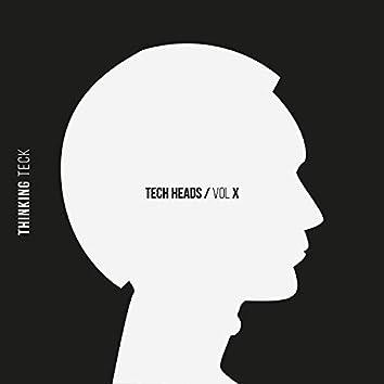 Tech Heads - Vol X