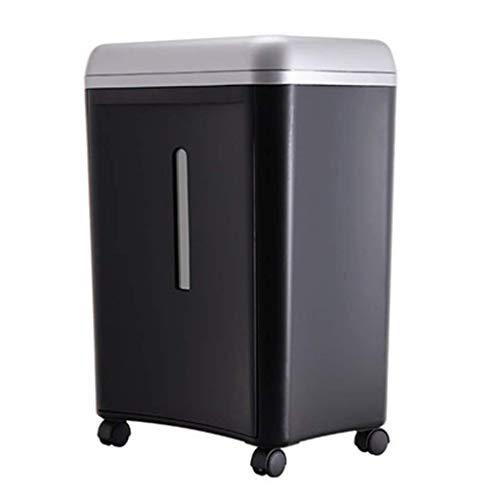 Buy Discount LC_Kwn Shredder, 14L Office Commercial Double Entrance Breakable File Shredder Home Mut...