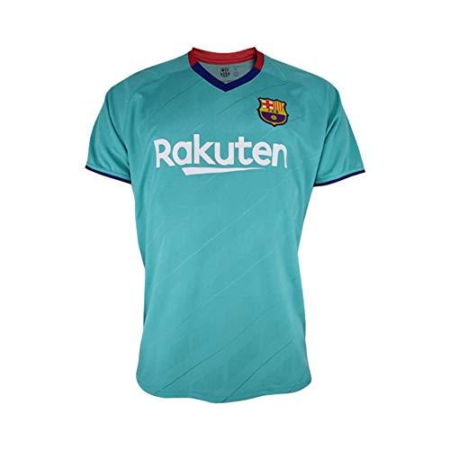 Camiseta 3ª equipación FC. Barcelona 2019-20 - Replica Oficial con Licencia - Dorsal Liso - Adulto Talla L