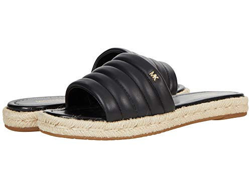 Michael Kors Royce Slide Black 8 M