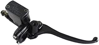 Front Brake Master Cylinder Lever Pump (Right Side) With 8mm Mirror Hole For GY6 50cc 125cc 150cc 250cc Scooter Moped Atv Dirt Pit Bike