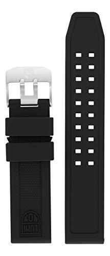 LUMINOX 3050 Navy Seal Series - Cinturino di ricambio per orologio, 23 mm