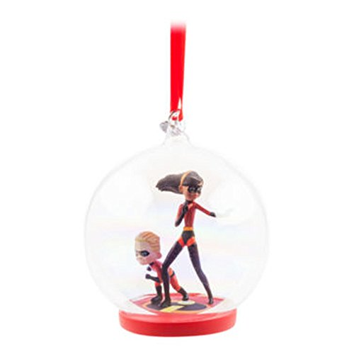 Disney's Violet Parr and Dash, The Incredibles Hanging Ornament Christmas Decoration