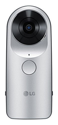 LG 360 Cam (LG Friends) – 360 Grad Kompaktkamera / Vollsphärenkamera