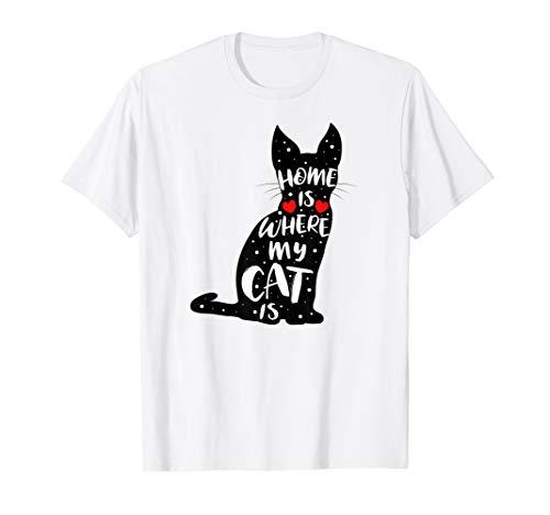 Katze | Süßer liebenswerter Spruch | Für Katzenbesitzer