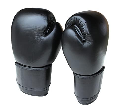 LISARO Boxhandschuhe aus Echtem Leder...