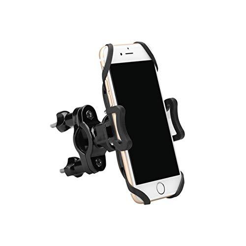 Teléfono De Bicicleta Monte Anti Batido Y Rotación Estable 360 ° Accesorios Para Bicicletas Universales Ajustables / Titulares De Teléfonos Para Bicicletas Para Cualquier Smartphones GPS Otros Dispo