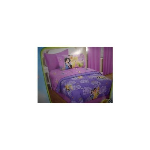 Disney Fairies Tinkerbell Twin Sheets