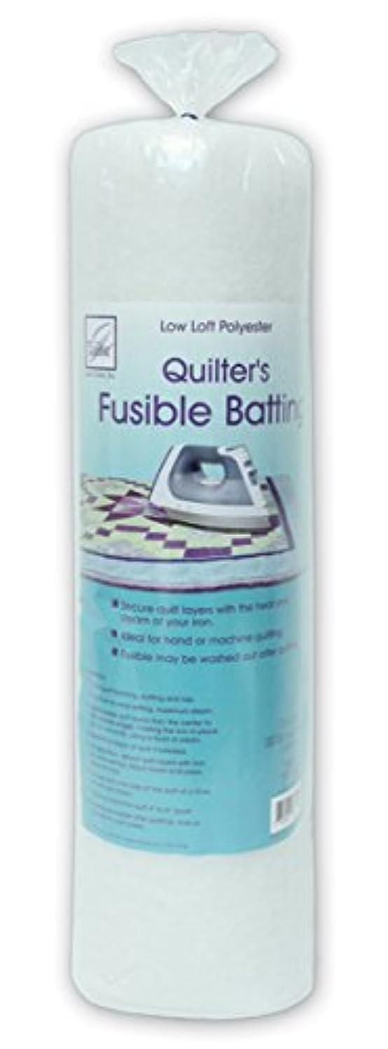 June Tailor Quilt Low Loft Fusible Batting, 72 x 90-Inch/Twin