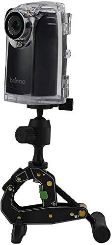 """Brinno BCC200 Pro Bundle HDR Time Lapse Camera, Cronofotografia, Display LCD 1.44"""", Risoluzione Video 1280 x 720, Scheda SD 8GB Inclusa, Nero"""