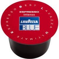 Caffe.com - Lavazza(R) Cápsulas Café originales Lavazza Blue Espresso Intenso - 100 cápsulas
