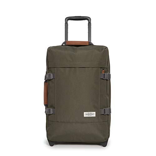 Eastpak Tranverz S Opgrade Jungle Trolley / Suitcase in Hand-Luggage Size with 2 Wheels